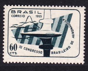 Brazil 3rd Aeronautical Congress 1955 MNH SG#923 MI#875