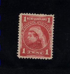 Newfoundland #79 Mint   1897-1901 PD 4.50
