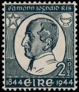 ✔️ IRELAND 1944 - EDMUND RICE - SC. 130 MNH OG [IR0095]