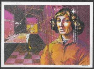 Dominica #1600 s/sheet F-VF Mint NH ** Copernicus