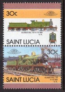 St Lucia 809 MNH VF