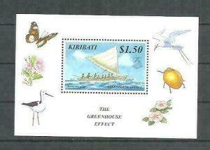 Kiribati Ships S/S Scott 735 MNH