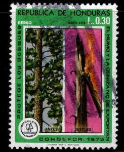 Honduras  Scott 595 Used  stamp