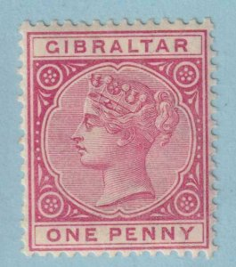 GIBRALTAR 10  MINT HEAVY HINGED OG * NO FAULTS EXTRA FINE!