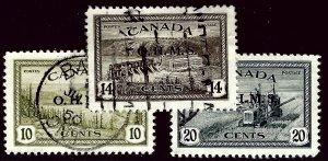 Canada SC Official O6-O8 Used VF..fill a key spot!!