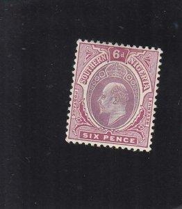 Southern Rhodesia: Sc #38, MH (35806)