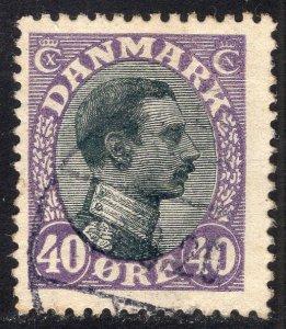 DENMARK SCOTT 116