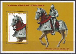 Nicaragua #2186 MNH CV $7.50 (A18326)