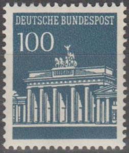 Germany #956  MNH F-VF CV $9.75 (ST2469)