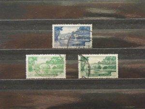 5802   Lebanon   Used # 241, 242, 255                  CV$ 10.00