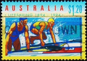 Australia. 1994 $1.20 S.G.1442 Fine Used
