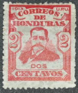 DYNAMITE Stamps: Honduras Scott #152 – UNUSED
