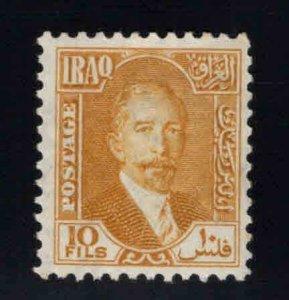 IRAQ Scott 49 MH* stamp