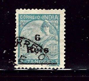 Portuguese India 474 Used 1946 issue    (P77)