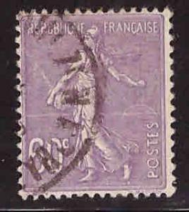 FRANCE Scott 148 Used 1924 Sower stamp