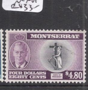 Montserrat SG 135 MNH (10dly)
