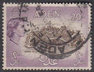 Aden 61 Used CV $9.00