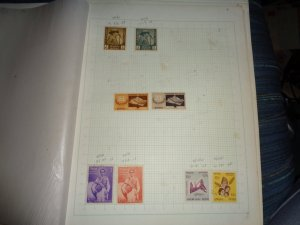 NEPAL COLLECTION, BOTH MINT AN USED