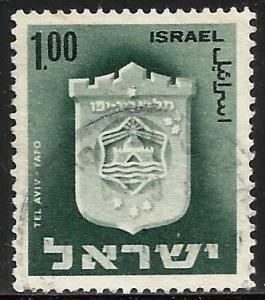 Israel 1965 Scott# 290 Used