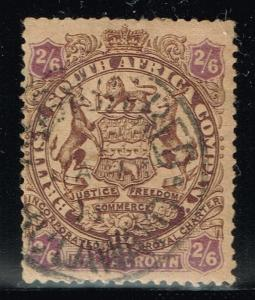 Rhodesia SG# 48 - Used - Lot 120615