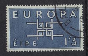 Ireland 1963 used  Europa     1s.3d..    #