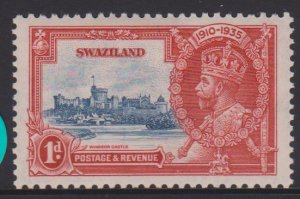 Swaziland Sc#20 MH