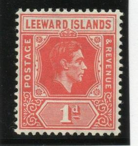 Leeward Islands 1938-51 Early Issue Fine  lmm