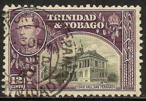 Trinidad and Tobago 1938 Scott# 57 Used