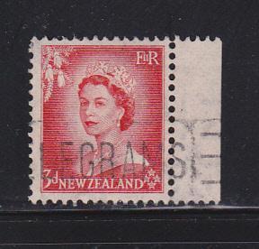 New Zealand 292  U Queen Elizabeth II (E)
