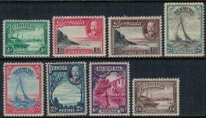 Bermuda #105-8,9A-10,2,4*/u  CV $11.20