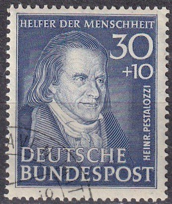 Germany #B323 F-VF Used  CV $90.00  (Z1976)