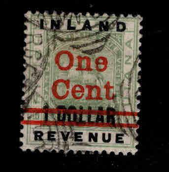 British Guiana Scott 148 Used surcharged stamp