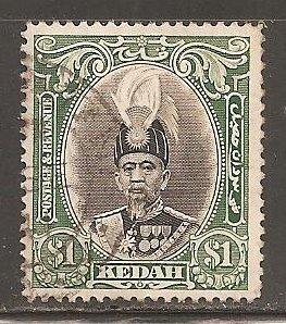 Malaya Kedah SC  52  Used