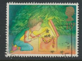 Great Britain SG 1375 -  Used - Christmas