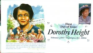 Graebner Chapter AFDCS 5171 Dr. Dorothy Height Civil Rights Pioneer DCP CXL