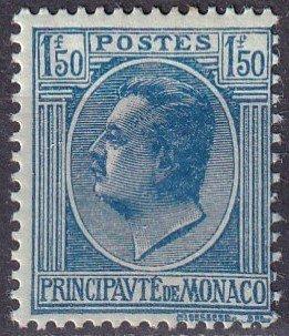 Monaco #85 F-VF Unused CV $3.75 (Z4328)