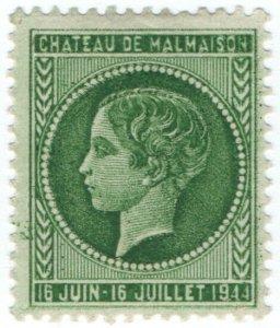 (I.B) France Cinderella : Chateau de Malmaison (1944)
