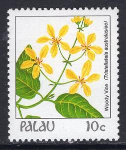 Palau 129 Flower MNH VF