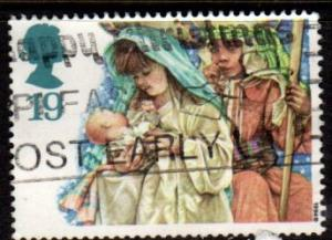 Great Britain - #1581 Christmas 1994 - Used