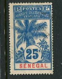 Senegal #64 Used