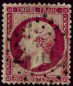 France SC#28 Used VF SCV$37.50...France is Iconic!!