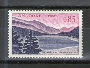 Andorra - French 152 MNH