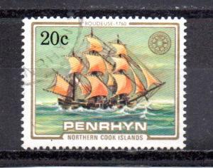 Penrhyn Islands 274 used