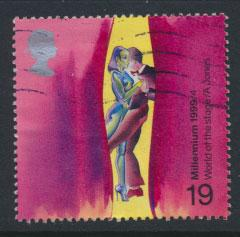 Great Britain SG 2119  Used    - Artists Tale
