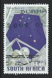 South Africa  USED SC 1345c