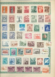 POLAND 1950s/60s Many MH &Used Collection(Appx 250+Items) (Au 15609