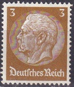 Germany #401  F-VF Unused CV $16.50 (Z2571)