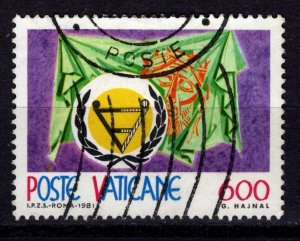 Vatican City 1981 International Year of Disabled Persons [Used]