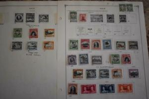 NIUE OLD COLLECTION 1850 -1930  DR SCHULTZ ESTATE ! Z844