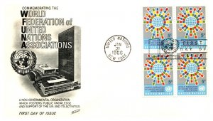 United Nations, New York, Worldwide First Day Cover